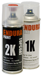 1K and 2K Aerosol Spray Cans