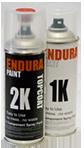 1K and 2K Aerosol Spray Cans